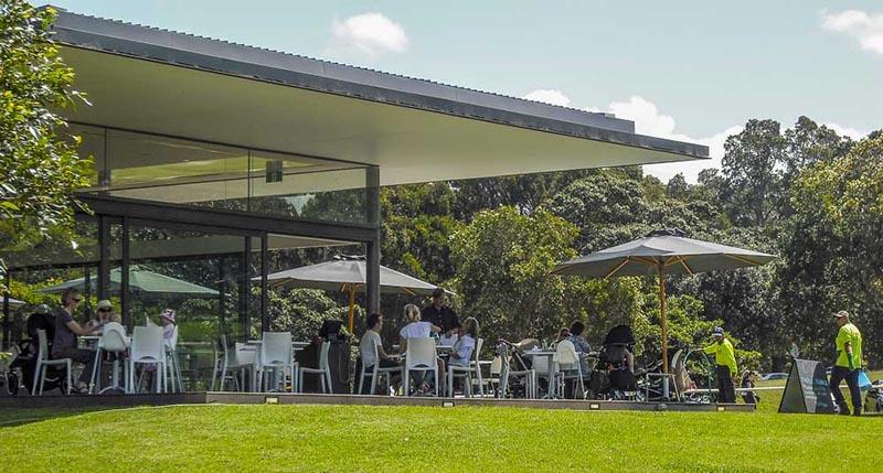 Centennial Park Cafe